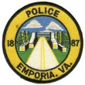 Emporia Police Department, Virginia