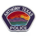 Anthony Police Department, Texas