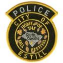 Estill Police Department, South Carolina