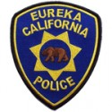 Eureka Police Department, California