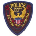 Eutaw Police Department, Alabama