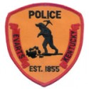 Evarts Police Department, Kentucky