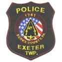 Exeter Township Police Department, Pennsylvania