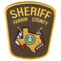 Fannin County Sheriff's Office, Texas