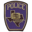 Farmers Branch Police Department, Texas