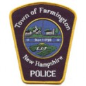 Farmington Police Department, New Hampshire