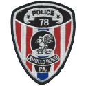 Apollo Borough Police Department, Pennsylvania