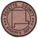 Fayette County Sheriff's Department, Illinois