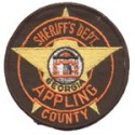 Appling County Sheriff's Office, Georgia