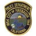 Firebaugh Police Department, California