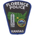 Florence Police Department, Kansas