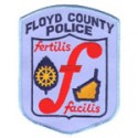 Floyd County Police Department, Georgia