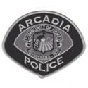 Arcadia Police Department, California