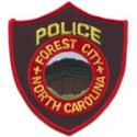 Forest City Police Department, North Carolina