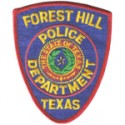 Forest Hill Police Department, Texas