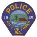 Forks Police Department, Washington