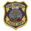 Fort Fairfield Police Department, Maine