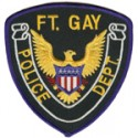 Fort Gay Police Department, West Virginia