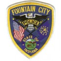 Fountain City Police Department, Indiana
