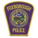 Foxborough Police Department, Massachusetts