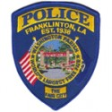 Franklinton Police Department, Louisiana