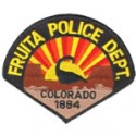 Fruita Police Department, Colorado