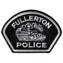 Fullerton Police Department, California