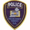 Fulton County Schools Police Department, Georgia