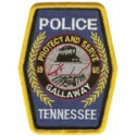 Gallaway Police Department, Tennessee