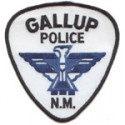 Gallup Police Department, New Mexico