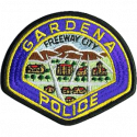 Gardena Police Department, California