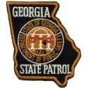 Georgia State Patrol, Georgia