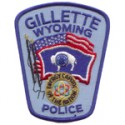 Gillette Police Department, Wyoming
