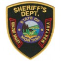 Golden Valley County Sheriff's Department, Montana