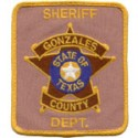 Gonzales County Sheriff's Department, Texas