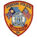 Gordon Police Department, Georgia