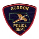 Gordon Police Department, Nebraska