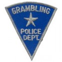 Grambling Police Department, Louisiana
