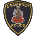Gramercy Police Department, Louisiana