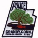 Granby Department of Police Services, Connecticut