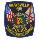 Graysville Police Department, Alabama