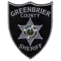 Greenbrier County Sheriff's Office, West Virginia