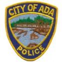 Ada Police Department, Oklahoma