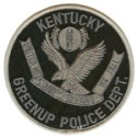 Greenup Police Department, Kentucky