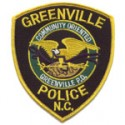Greenville Police Department, North Carolina