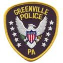 Greenville / West Salem Police Department, Pennsylvania