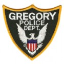 Gregory Police Department, South Dakota