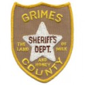 Grimes County Sheriff's Office, Texas