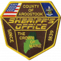 Aroostook County Sheriff's Office, Maine