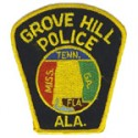 Grove Hill Police Department, Alabama